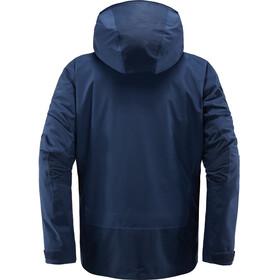 Haglöfs Niva Insulated Jacket Men Tarn Blue